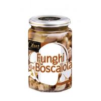 Ciuperci de padure in ulei de floarea soarelui, Citres, 290g