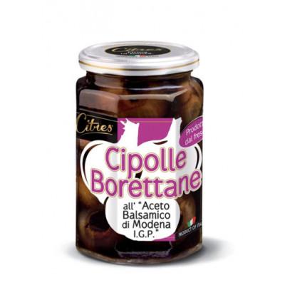 Cepsoare Borettane in otet balsamic De Modena, Citres, 290g