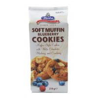 Cookies cu afine, Merba, 210g