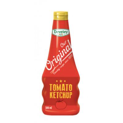 Ketchup reteta originala, Develey, 547g