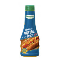 Sos Mustar Hot-Dog American, Develey, 250ml