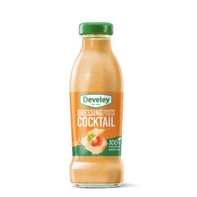 Sos Cocktail pentru salata, Develey, 230ml