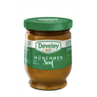 Mustar dulce -picant Munchner, Develey, 250ml