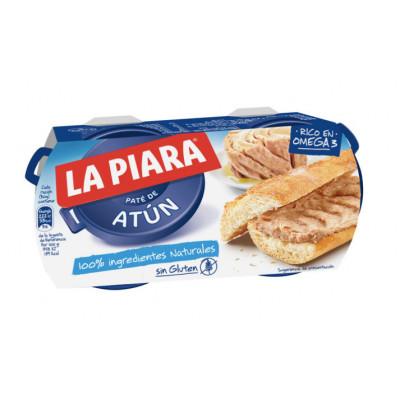 Pate de ton, La Piara, 2x75g