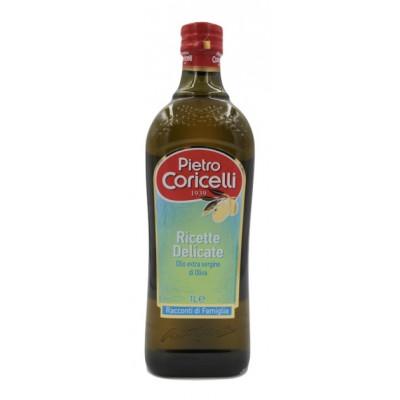 Ulei de masline extra virgin Delicato,  Pietro Coricelli,  1L