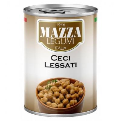 Naut intreg prefiert, Mazza, 400g