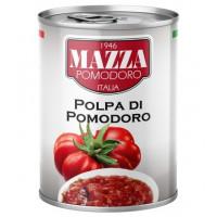 Pulpa de rosii, Mazza, 400g