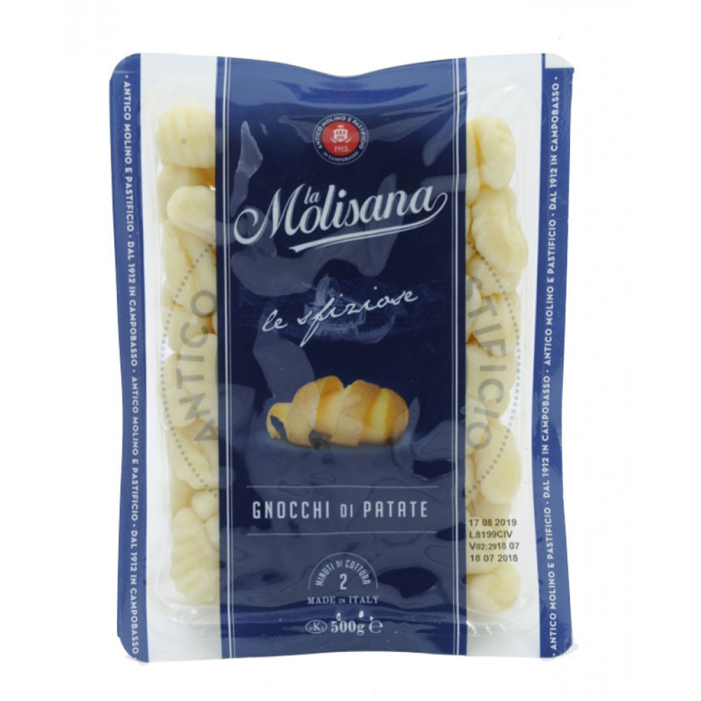 Gnocchi Di Patate, La Molisana, 500g