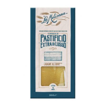 Paste Lasagne cu ou, La Molisana, 500g