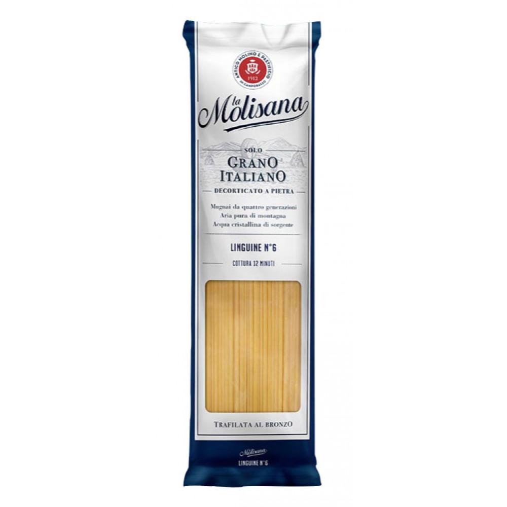Paste Linguine No6, La Molisana, 500g