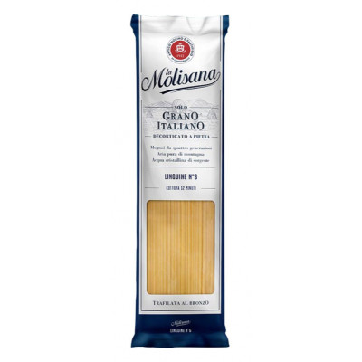Paste Linguine No6, La Molisana, 500g