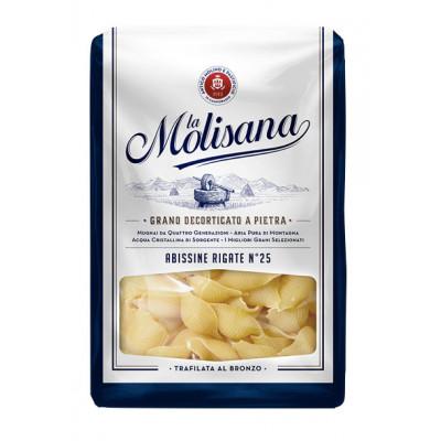 Paste Abissine Rigate No25, La Molisana, 500g