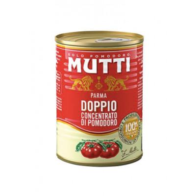 Dublu concentrat de rosii, Mutti, 440g