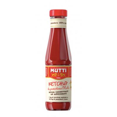 Ketchup 100% italian, Mutti, 340g