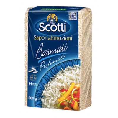 Orez Basmati, Scotti, 0,5kg