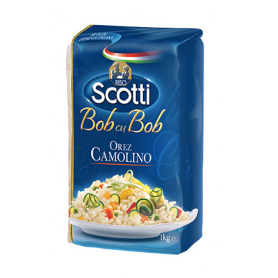 Orez cu bob Camolino, Scotti, 1kg