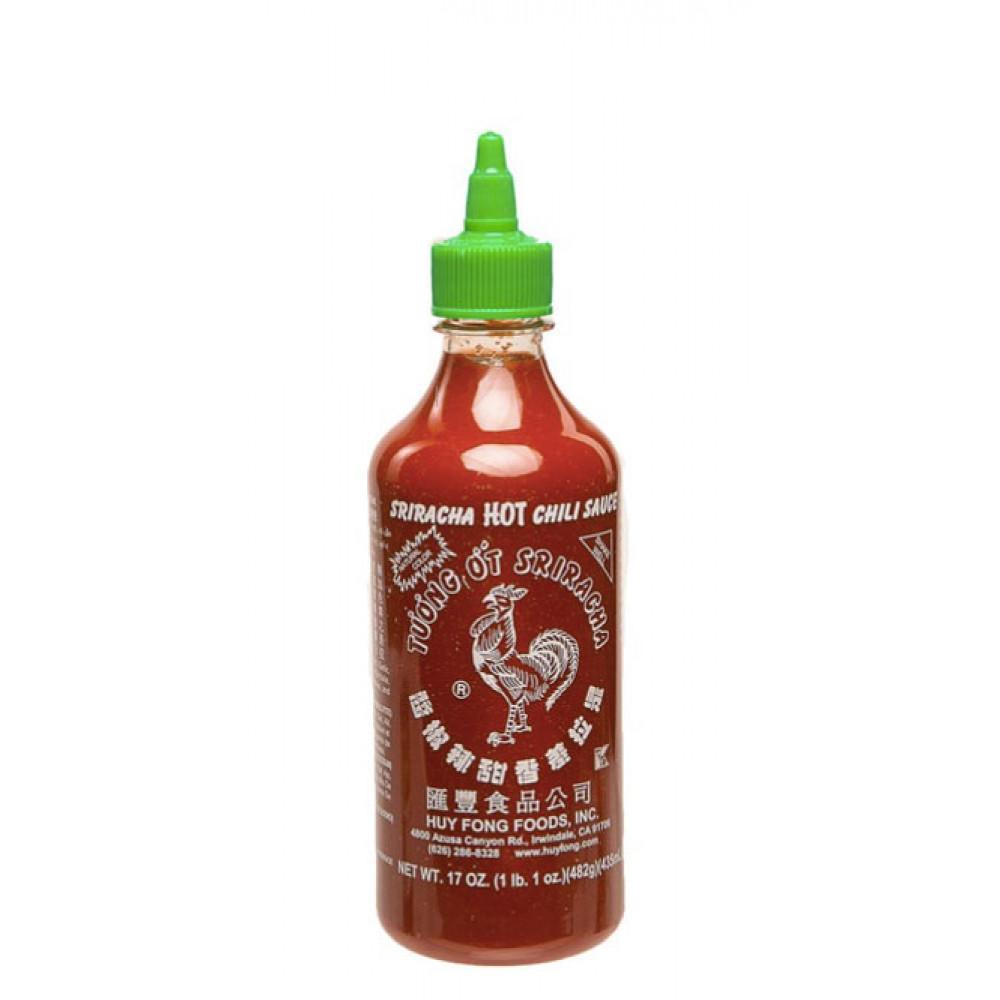 Sos Chili iute, Huy Fong Sriracha, 435ml