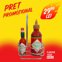 Special Pack Tabasco