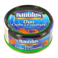 Mix de crab si creveti, Nautilus, 145g