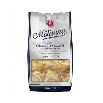 Paste Fettuccine No104, La Molisana, 500g