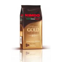 Cafea boabe Aroma Gold 100% Arabica, Kimbo, 250g