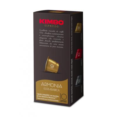 Cafea capsule Armonia, Kimbo, 10x7g