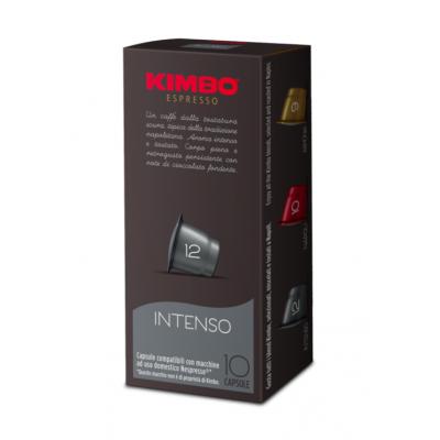 Cafea capsule Intenso, Kimbo, compatibile Nespresso 10x7g