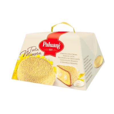 Cozonac Tort Mimosa,Paluani, 600g