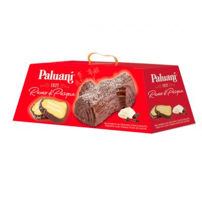 Cozonac cu ciocolata Ramo di Pasqua, Paluani, 750g