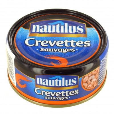 Creveti salbatici mici, Nautilus, 145g