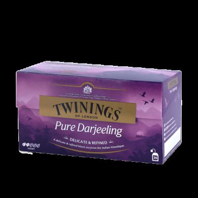 Ceai Negru Pure Darjeeling, Twinings, 25*2g