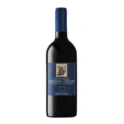 Vin Rosu Capoccia Ciliegiolo Maremma Toscana, Vignaioli, DOC 0,75 L