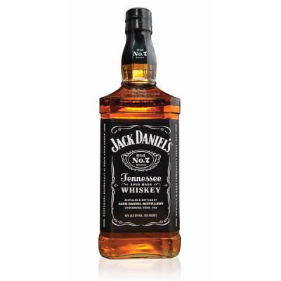 Whiskey American, Jack Daniel`s, 40% alc., 0.7L