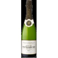 Vin Spumant Alb Cremant de Bourgogne Brut, Patriarche, 0,75 L
