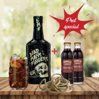 Pachet Dead Man's Fingers S & Franklin Cola