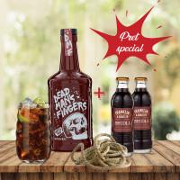 Pachet Dead Man's Fingers CF & Franklin Cola
