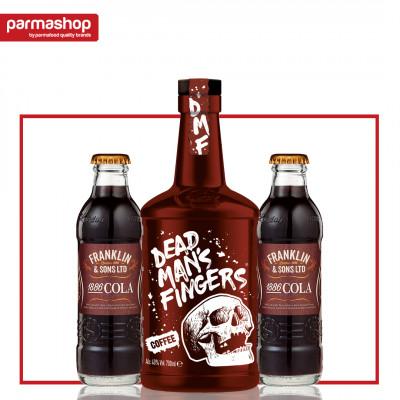 Pachet Dead Man's Fingers Cafea & Franklin Cola