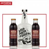 Pachet Dead Man's Fingers Cocos & Franklin Cola