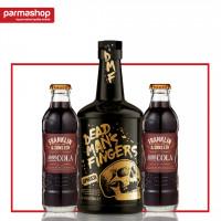 Pachet Dead Man's Fingers Spiced & Franklin Cola