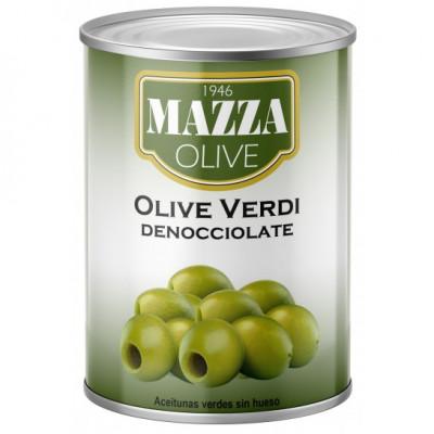 Masline verzi fara samburi, Mazza, 2.6 Kg