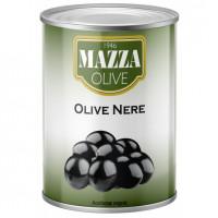 Masline negre intregi, Mazza, 2,6kg