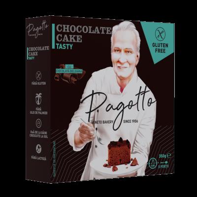 Prajitura Ciocolata fara Gluten, Pagotto, 350g