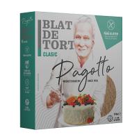 Blat Tort Clasic fara Gluten, Pagotto, 350g