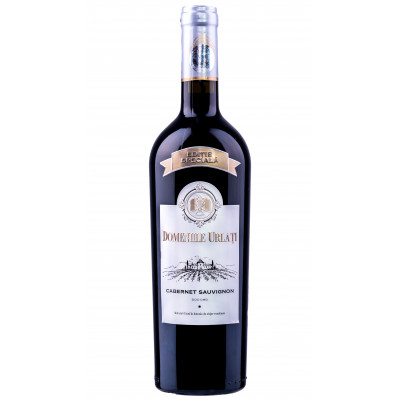 Vin Cabernet Sauvignon, Domeniile Urlati, 0.75L
