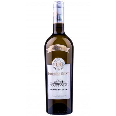 Vin Sauvignon Blanc Sec, Domeniile Urlati, 0.75L