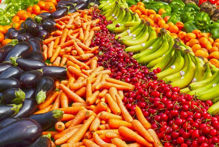 Alimente sanatoase, benefice pentru corpul uman